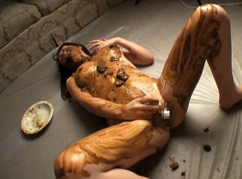 ロリ女食糞セックス画像11