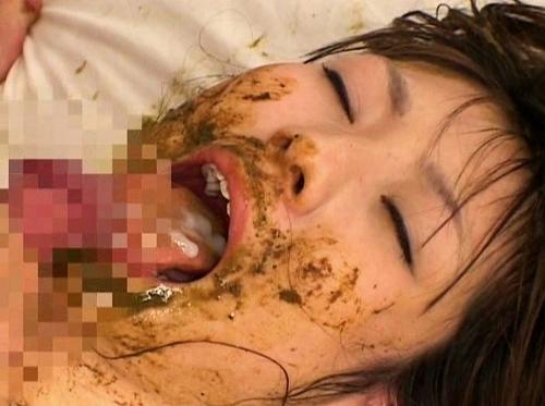 ロリ女食糞セックス画像14