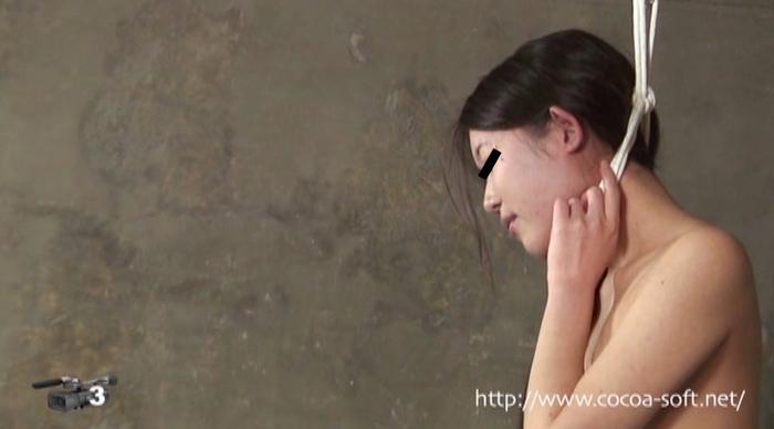 女の首吊り2
