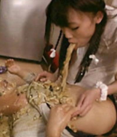 美少女ゲロ嘔吐8