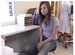 女性の泌尿器科盗撮4