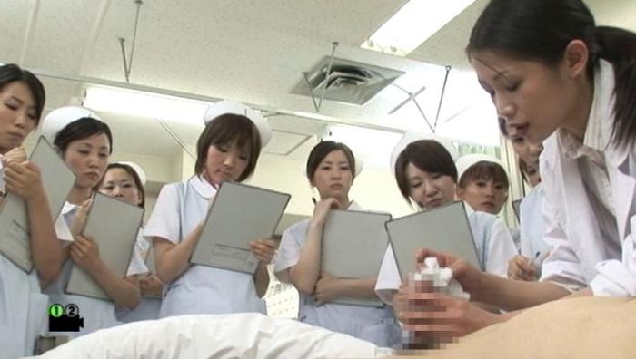 看護学校の授業10