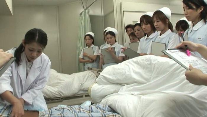 看護学校の授業12