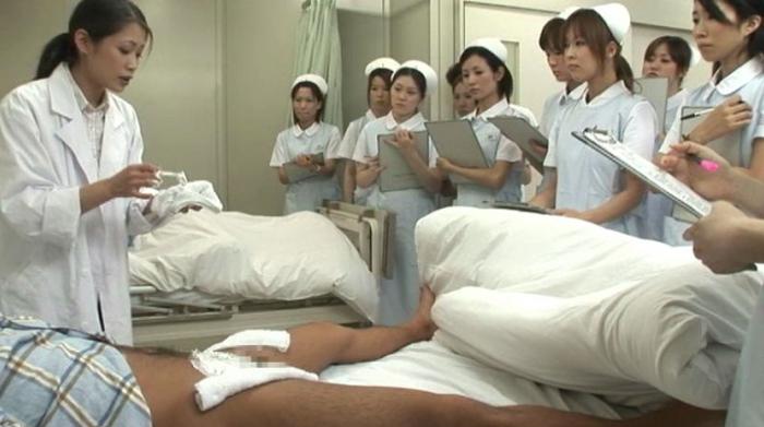 看護学校の授業15