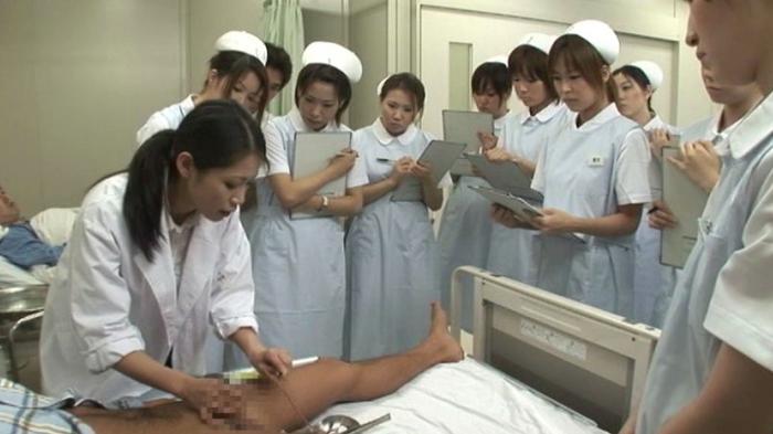 看護学校の授業17