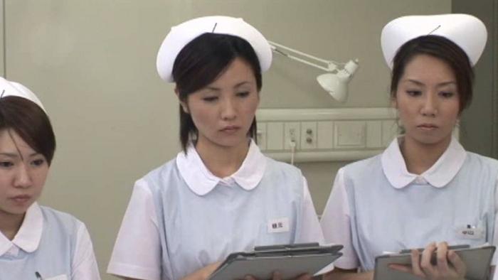 看護学校の授業22