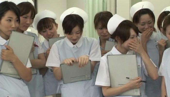 看護学校の授業8