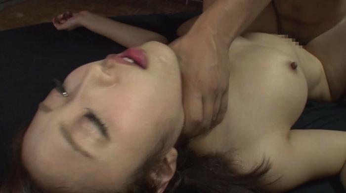 首絞めセックス画像19