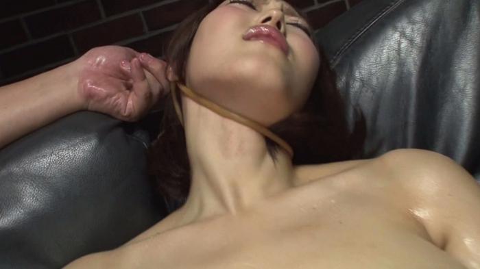 首絞めセックス画像6