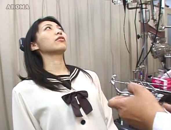 耳鼻咽喉科の診察盗撮1