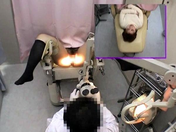 産婦人科診察盗撮12