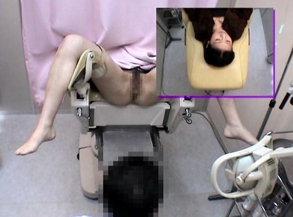産婦人科診察盗撮18