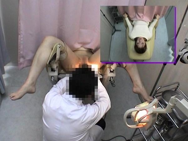 産婦人科診察盗撮33