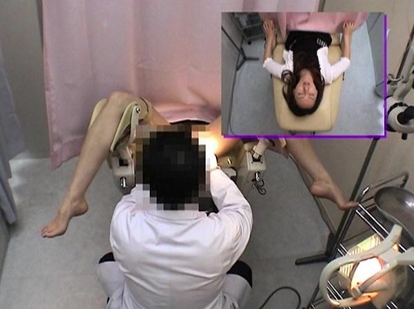 産婦人科診察盗撮35