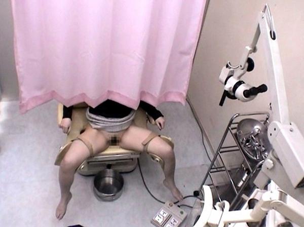 産婦人科診察盗撮6