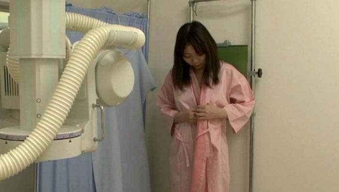総合病院の診察盗撮28