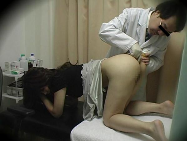 女肛門科大腸カメラ4