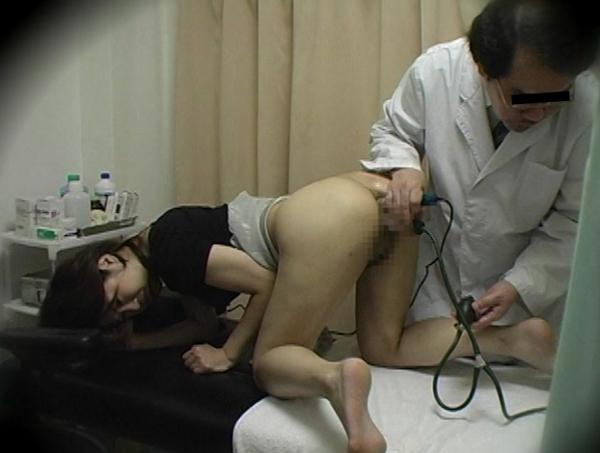 女肛門科大腸カメラ6