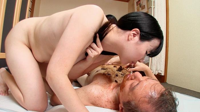 おじいちゃんが女の糞を食べる20
