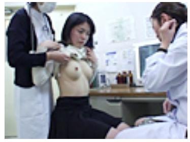 女性の泌尿器科で診察18