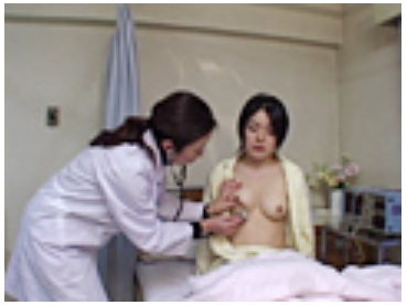 女性の泌尿器科で診察24