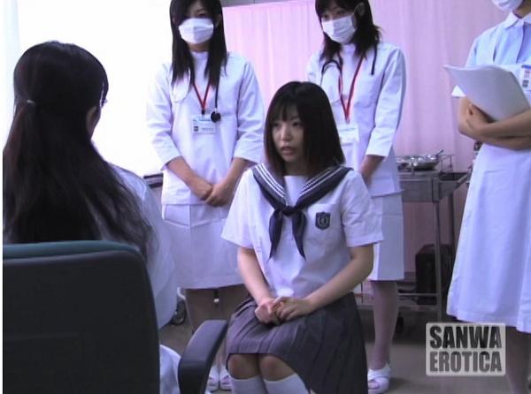 女子医大付属病院の医療プレイ34