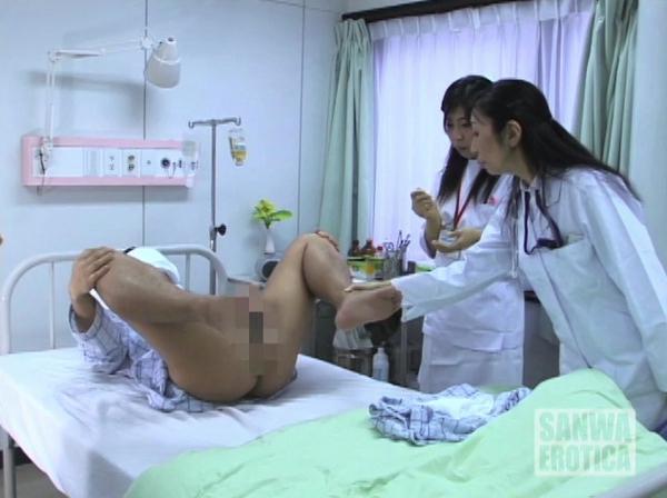 女子医大付属病院の医療プレイ43
