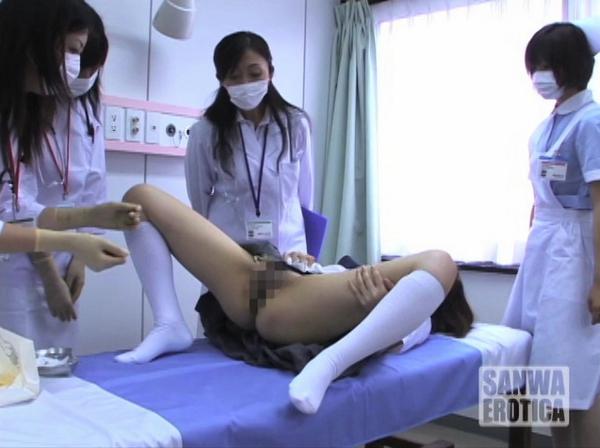 女子医大付属病院の医療プレイ38