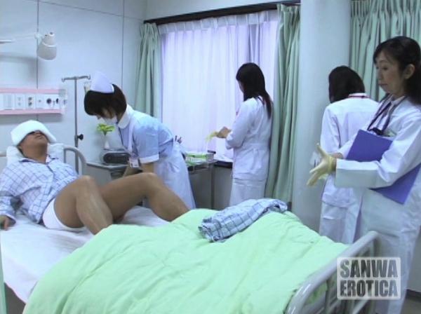 女子医大付属病院の医療プレイ40