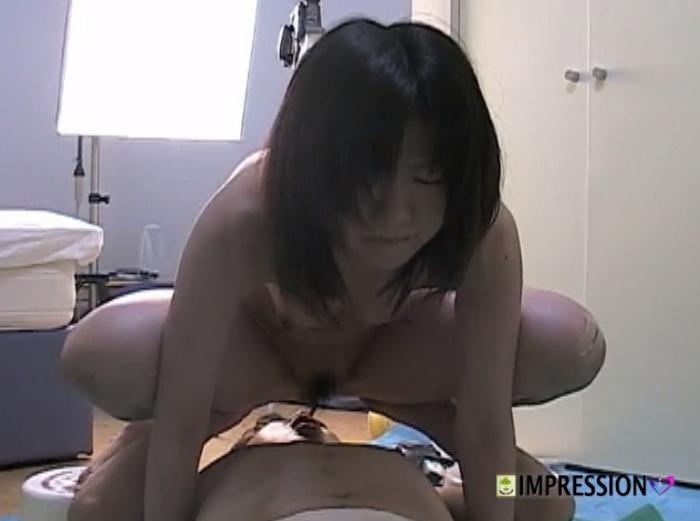 みなみ&椎名ゆりのウンコ顔騎28