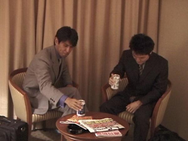 性交戯画/エロ部下VS猫上司編1