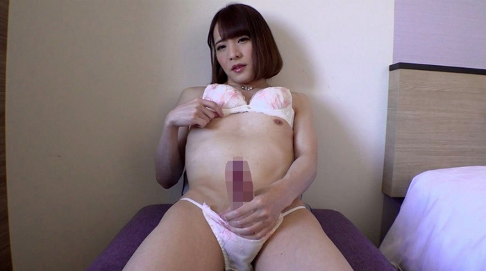 AVデビュー 男の娘凌辱的フル勃起セックス2