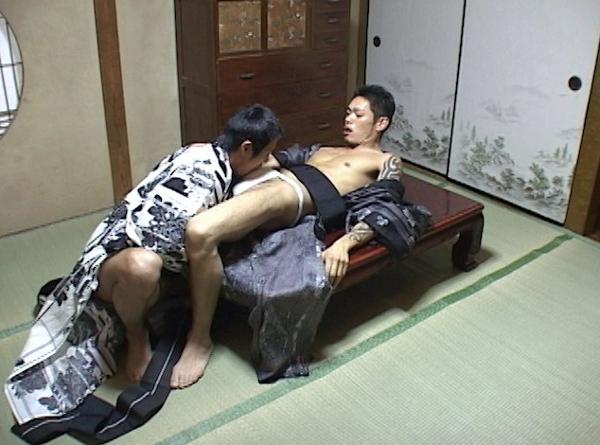 巨根イケメン同士の野郎祭り!マラを求める兄貴と舎弟!!102