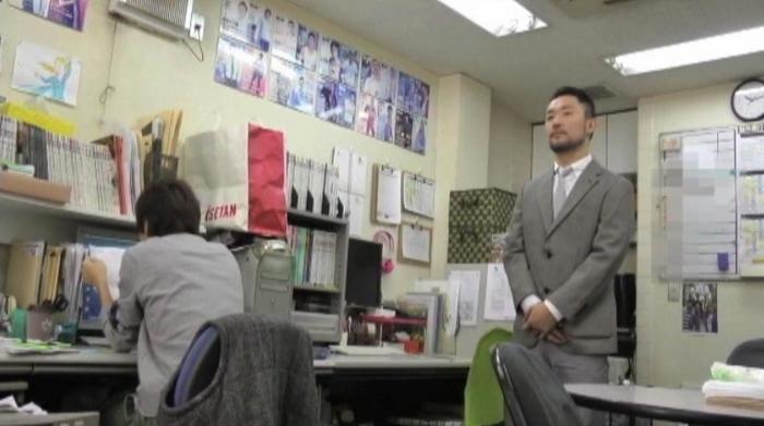 アダルト職場体験 ゲイ雑誌制作バディ編集部編1