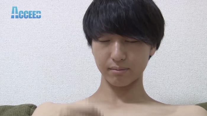 爽やかバンド少年初撮りオナニー7