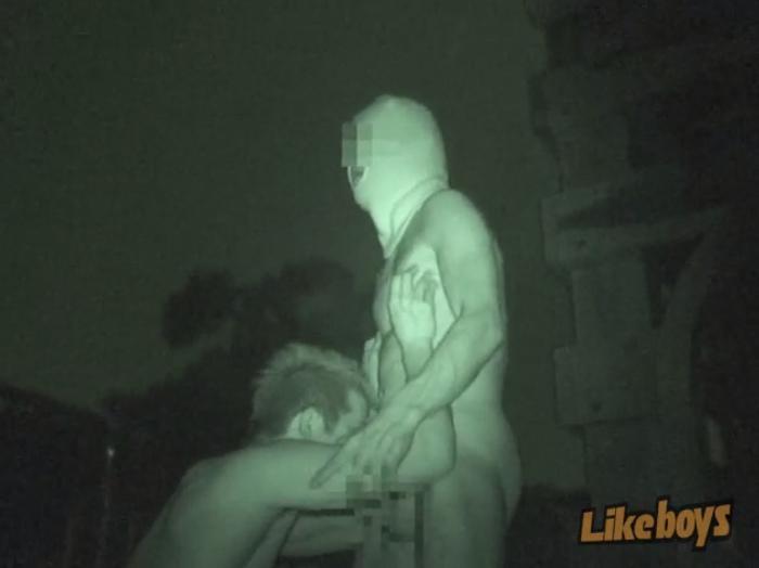 OUT DOORS8 kippei 真夏の夜の性宴3,12