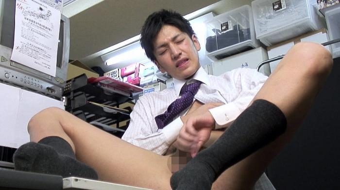 続☆職務淫猥白書…BIZ SHOCK 4 ~ ~ 淫らな残業 de オナニー 【HD】74