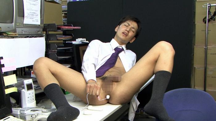 続☆職務淫猥白書…BIZ SHOCK 4 ~ ~ 淫らな残業 de オナニー 【HD】80