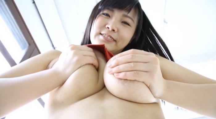 Hカップわず 島崎奈生4