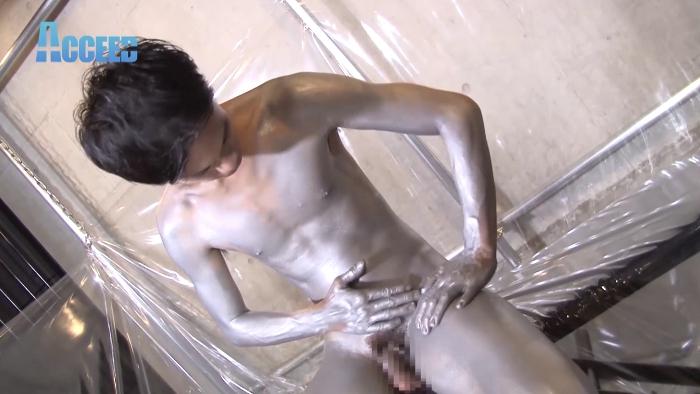 The Mania[耕史&W・龍]全身を染め上げ濃厚銀粉SEX!!4