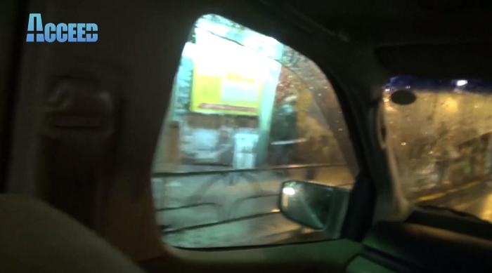 車内でHなことしちゃいました~ホスト系留学生「太陽」くんを車内でガン掘り!10