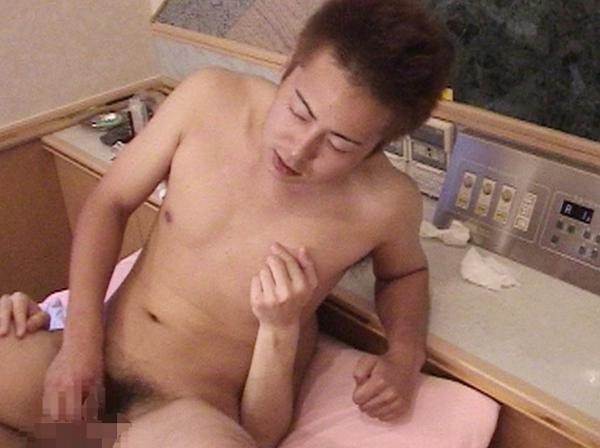 社会人野球部所属 純平の淫らなケツ○○コ58