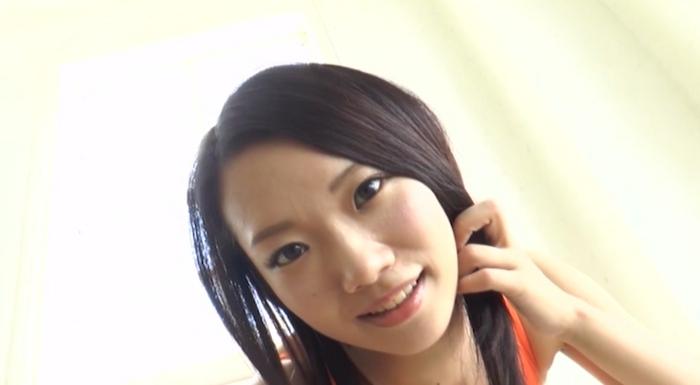 黒髪乙女 クールビューティ! 魅惑のスレンダー美少女 桐生七乃葉9