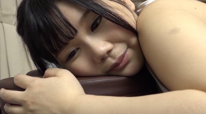 黒髪乙女 巨乳美少女! まだまだ発育中のFカップ 大澤ゆうり21
