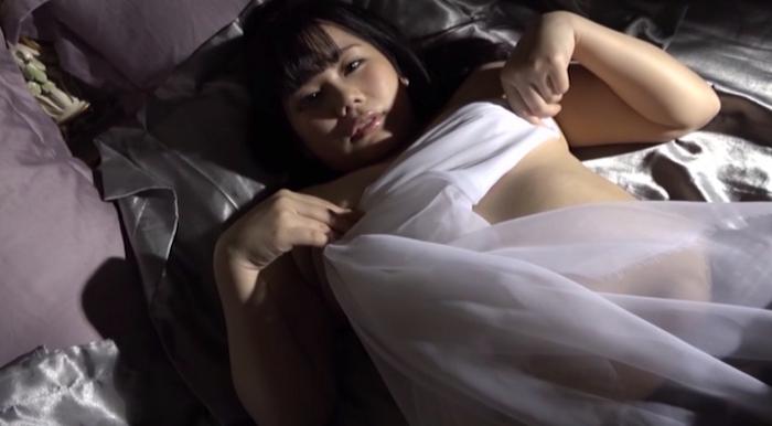 黒髪乙女 巨乳美少女! まだまだ発育中のFカップ 大澤ゆうり27