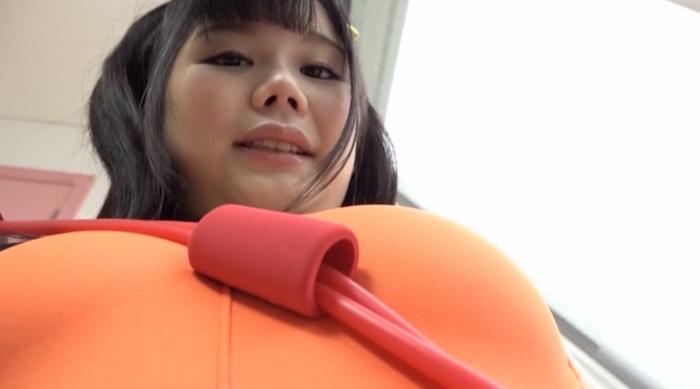 黒髪乙女 巨乳美少女! まだまだ発育中のFカップ 大澤ゆうり7