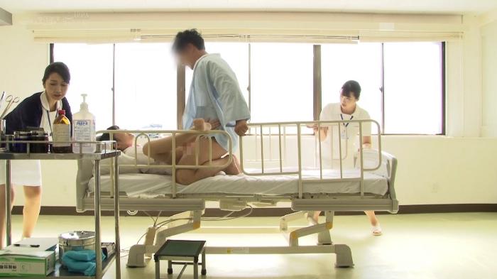 性交総合大学病院 11科の専門看護師による手淫・口淫・性交―超業務的リアル看護200分50