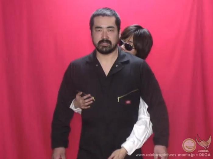 密室強制射精 vol.2 鬼畜カメラマンVSハーネスの男3,1