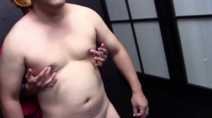 コージさん - 射精の量がマジで半端じゃない!見た目も豪快な角刈りガチムチの男らしいガテン系2