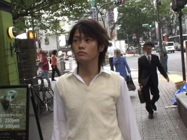 AKIRA コギャルで渋谷へ!ラブホSEX~プールの中で!!1
